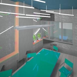 view 8 speech room