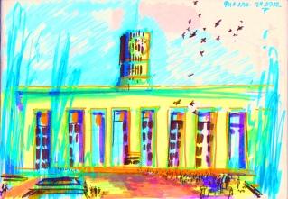 Finlyandskii railway station