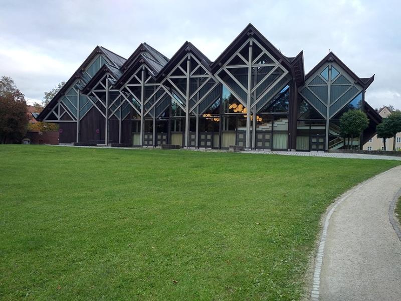 Stadthalle Memmingen 1984