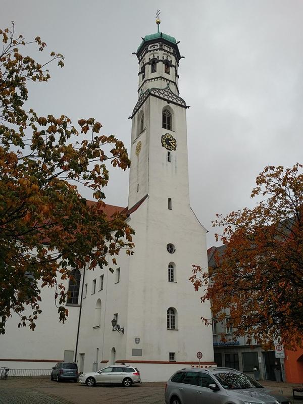 Kreuzherrn,  Hallhof