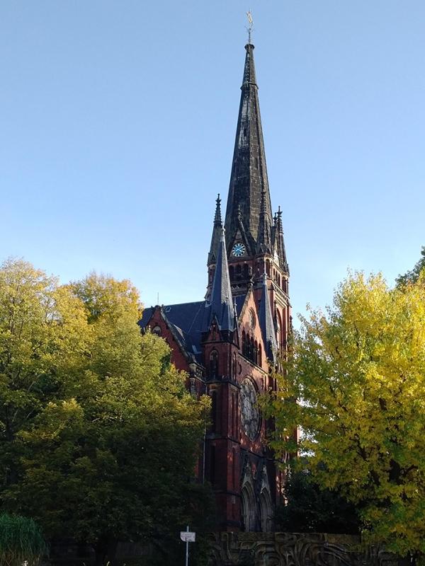 Kirche St. Johannis (Johanniskirche)