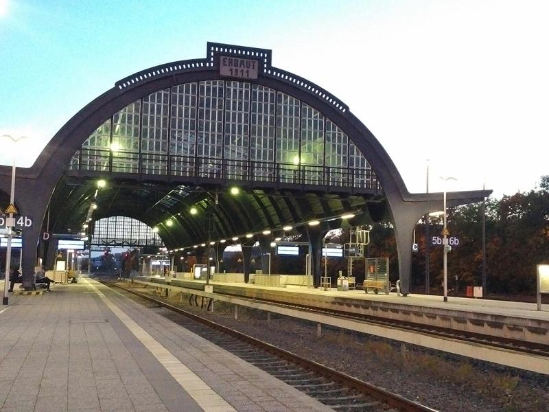 Gera Railway Station