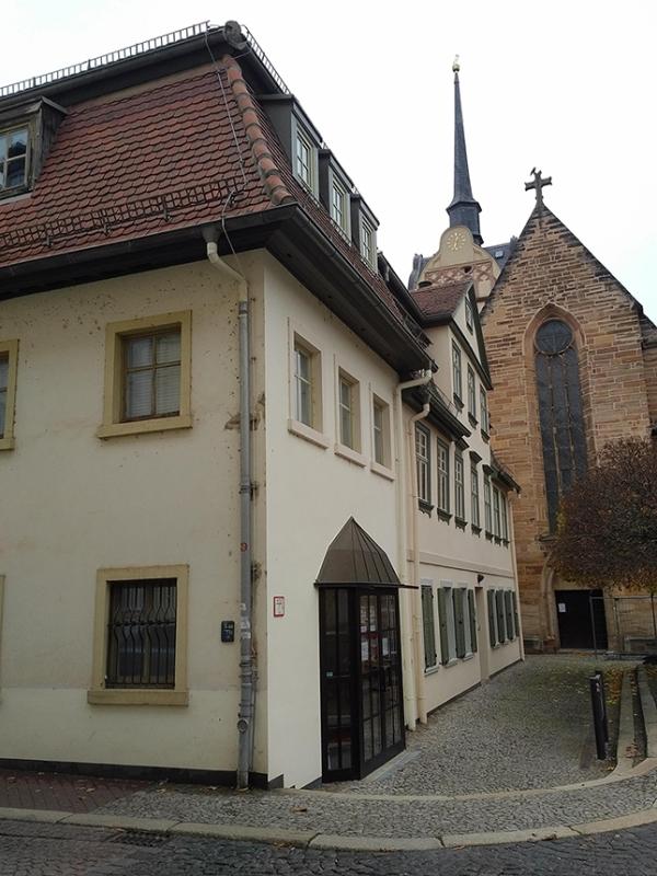 Otto-Dix-Haus / Marienkirche