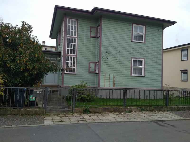 Wohnhaus Gareis