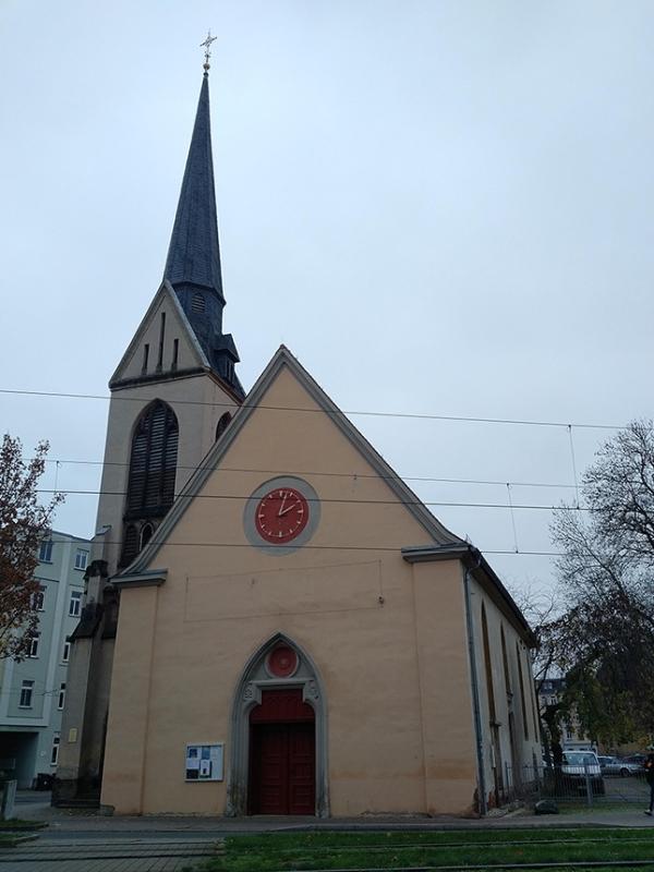 Trinitatiskirche