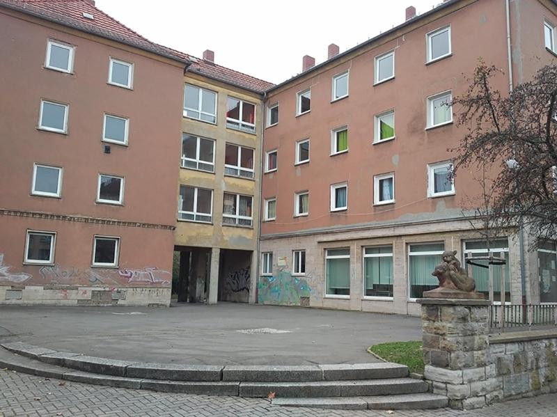 Trebnitzer Str. / Gagarinstraße 105-107