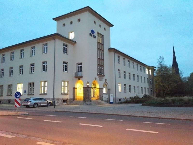 Verwaltungsgebäude, 1926